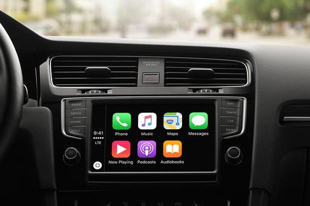 Apple CarPlay (Foto: Divulgação)