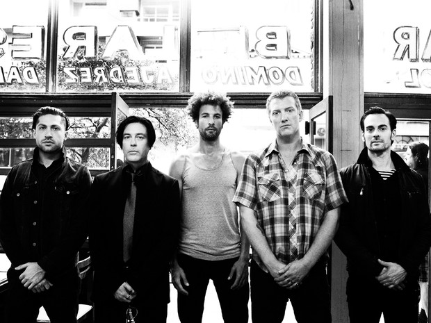 Queens Of The Stone Age (Foto: Divulgao)