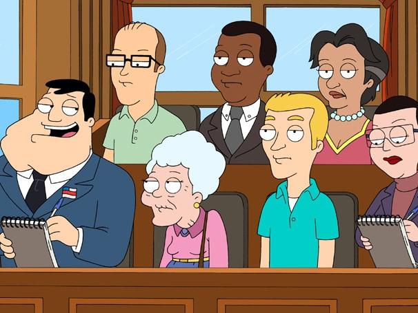 Stan é chamado para participar de Júri  (Foto: Divulgação / Twentieth Century Fox)