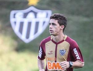 Atacante Neto Berola, do Atlético-MG (Foto: Bruno Cantini / Flickr do Atlético-MG)