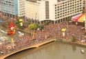 Galo da Madrugada abre oficialmente o carnaval