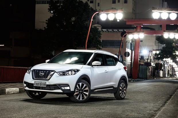 Nissan Kicks 1.6 SV ⁄ R$ 84.990* Positivo: Mais barato do que rivais e é gostoso de dirigir Negativo: Não oferece controle de velocidade de cruzeiro *Preço sugerido (Foto: Divulgação)