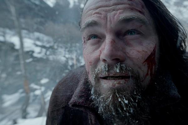 Leonardo DiCaprio em O Regresso (2016) (Foto: Reprodução)