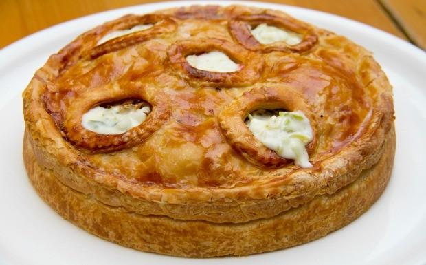 Torta de Bacalhau Il Pastaio (Foto: Divulgao / Il Pastaio )