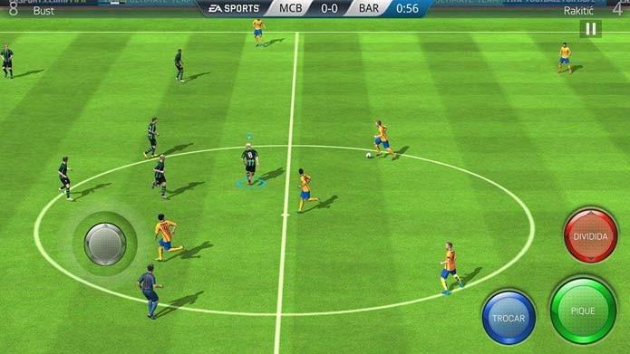 Fifa 16 Ultimate Team: como instalar e jogar o game para smartphones (Foto: Reprodução/Murilo Molina)