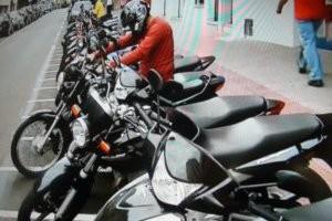 Frota de motos em Piracicaba é muito maior do que o número de vagas