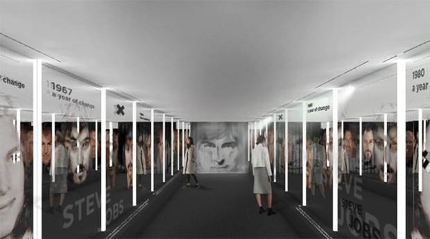 Exposição fará um passeio pela vida de Steve Jobs (Foto: Estadão Conteúdo)