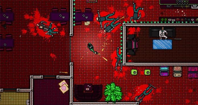 Hotline Miami 2 chega para causar mais polêmica no mundo dos games (Foto: Reprodução)