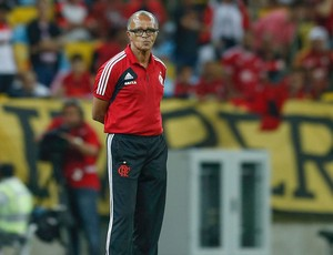 Jayme de Almeida jogo Flamengo e Bahia (Foto: Alexandre Cassiano / Agência O Globo)