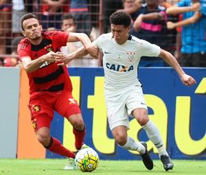Sport x Corinthians (Foto: Marlon Costa (Pernambuco Press))
