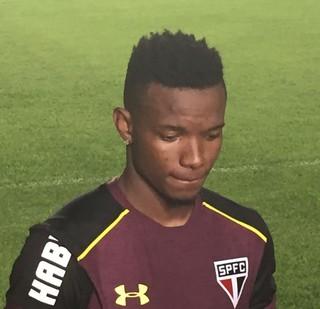 Thiago Mendes São Paulo (Foto: Marcelo Hazan)