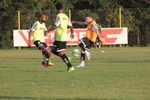 Luverdense, treinos (Foto: Maico Gaúcho/Luverdense EC)