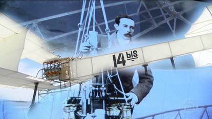 Santos Dumont é tema de exposição no Museu do Amanhã