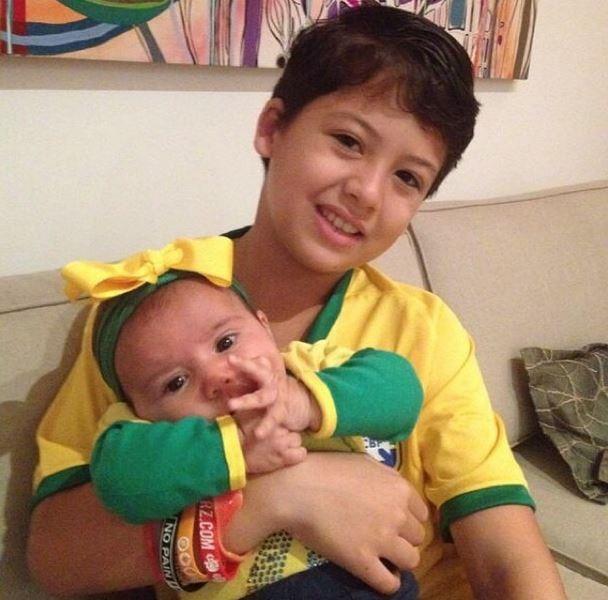 Miguel e Bruna (Foto: Reprodução/ Instagram)