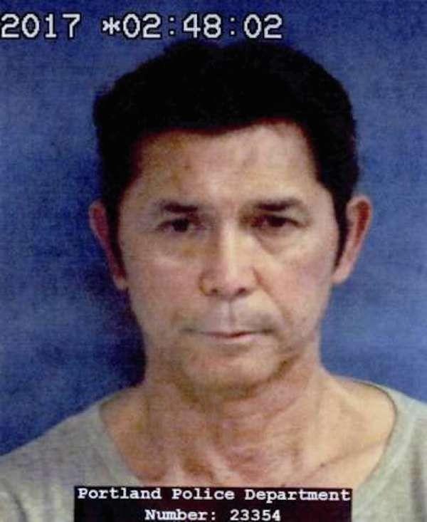 O ator Lou Diamond Phillips detido pela polícia do estado do Texas (Foto: Divulgação)