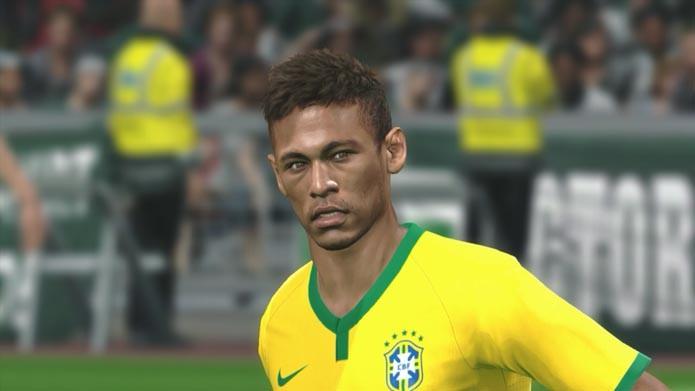 Neymar é o número 11 da lista (Foto: Reprodução/Murilo Molina)
