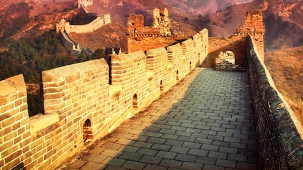 Muralha de Pequim (Foto: Divulgao)