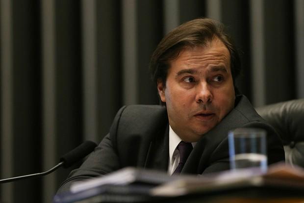 Rodrigo Maia pode ser pré-candidato à presidência (Foto: Agência Brasil Fotografias / Flickr)