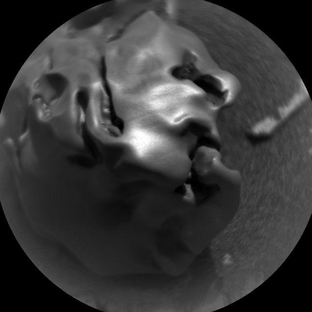 (Foto: NASA/JPL-Caltech/LANL/ASU)