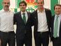 Betis anuncia a contratação do atacante brasileiro Leandro Damião