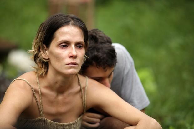 Deborah Secco em cena como Judite no longa Boa Sorte (Foto: Felipe O'Neill/Divulgação)