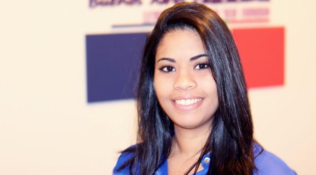 Camila Santana, da Buenos Aires Educacional (Foto: Divulgação)