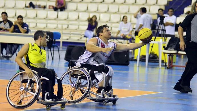 Brasileiro de Cadeira de Rodas (Foto: Mauro Neto/Sejel)