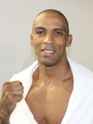 Edson Barboza UFC Chicago (Foto: Marcelo Barone)