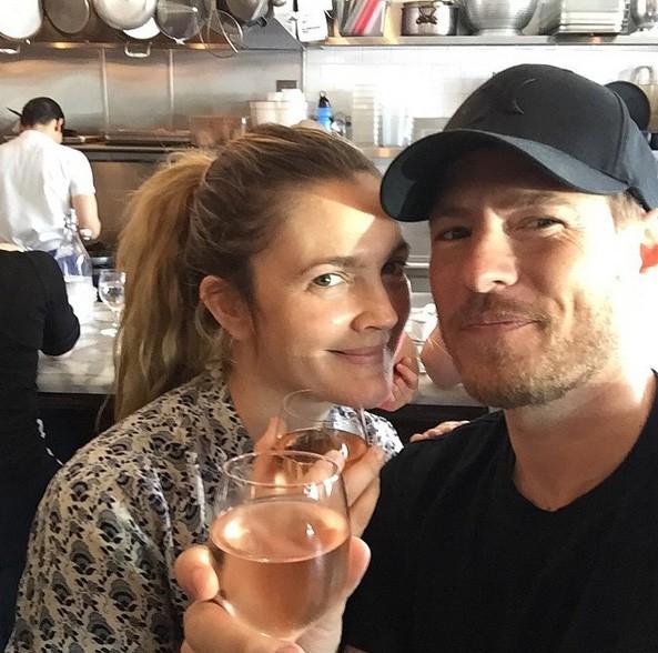 Drew Barrymore e Will Kopelman (Foto: Instagram)