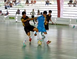 Upaon-Açu representa Maranhão nas Olimpíadas Escolares 2012 (Foto: Paulo de Tarso Jr./Divulgação)