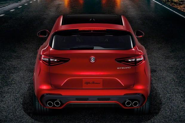 Alfa Romeo Stelvio (Foto: Divulgação)