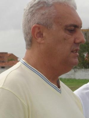 Evandro Marques, diretor da Federação Maranhense de Futebol (Foto: O Estado)