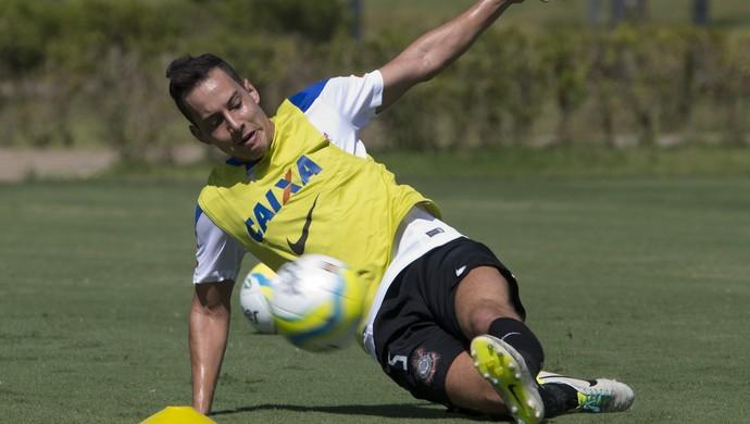 Rodriguinho Corinthians (Foto: Daniel Augusto Jr / Agência Corinthians)
