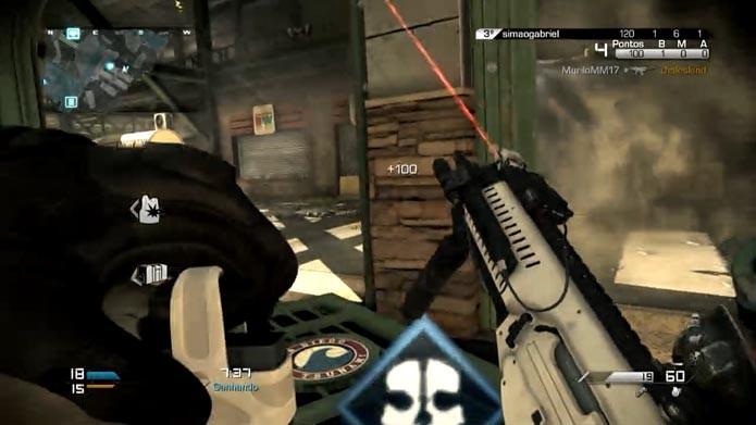 Captura de Tela 2014-05-26 às 12.07.13Call of Duty Ghosts: como criar e editar classes no game (Foto: Reprodução/Murilo Molina)