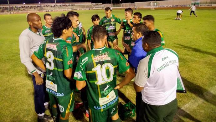 Assu - Estádio Edgarzão - amistoso contra Sousa (Foto: Divulgação/Assu)