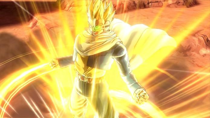 Seu personagem pode ganhar a habilidade de virar Super Sayajin de duas formas (Foto: Reprodução/Saiyan Island)