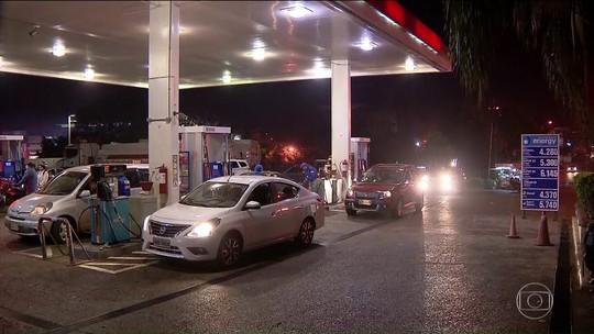 Aumento de combustível no Brasil é boa notícia para donos de postos do Paraguai