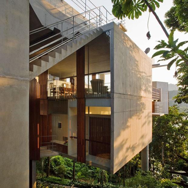 casa ubatuba (Foto: Nelson Kon/divulgação)