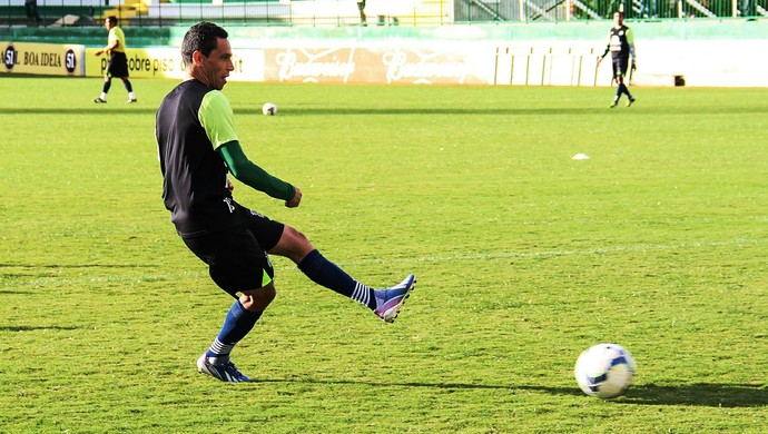 Nenén Chapecoense (Foto: Diego Carvalho/Aguante/Chapecoense)