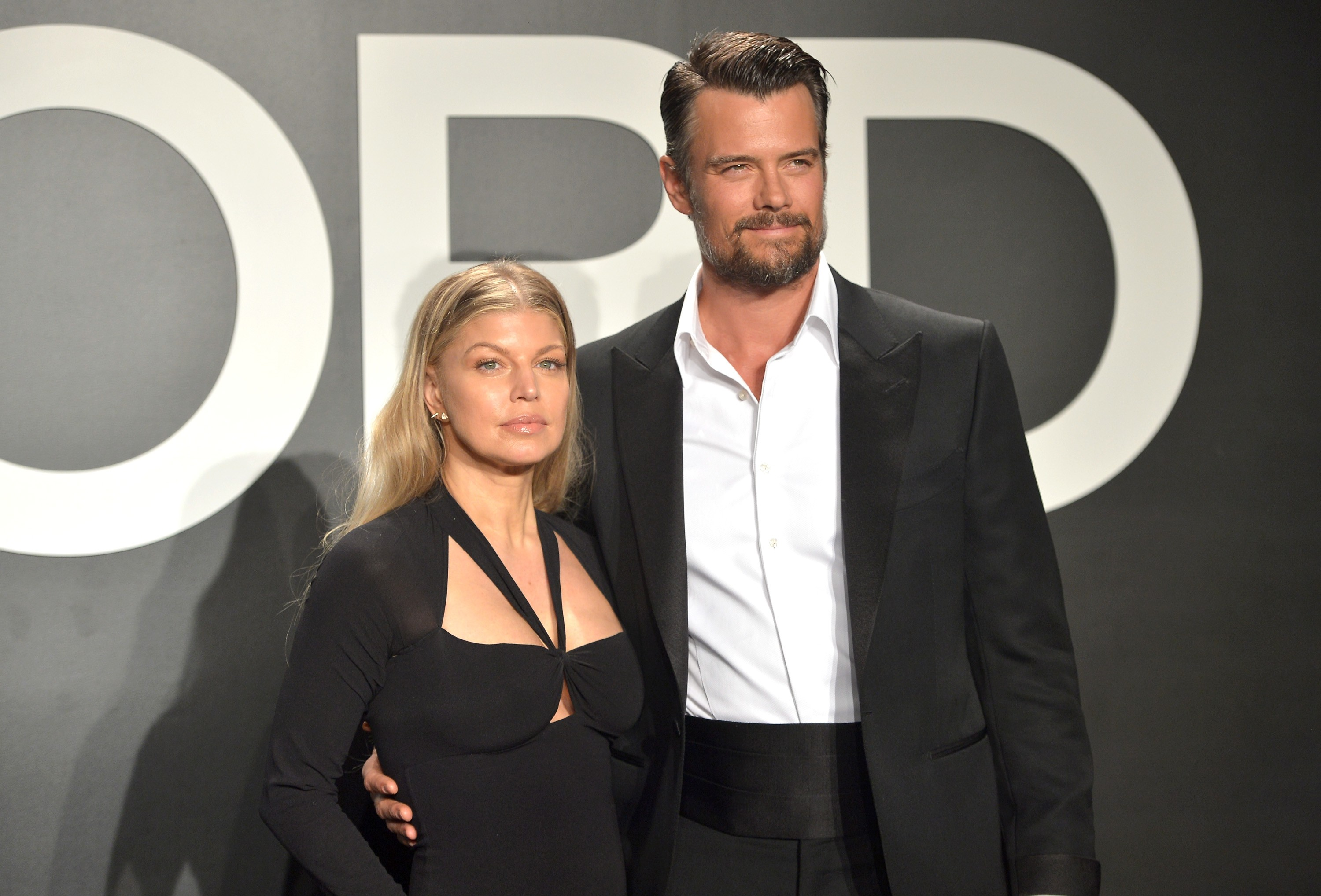 Fergie e Josh Duhamel (Foto: Getty Images)