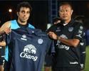 De saída do Palmeiras, Diogo acerta com clube da Tailândia