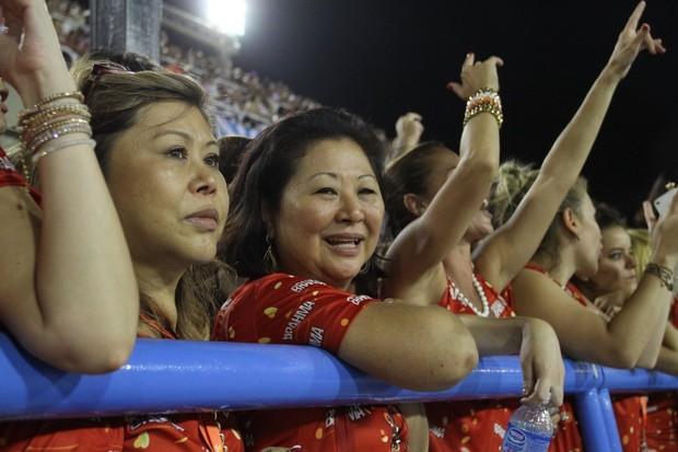 Pais de Sabrina Sato (Foto: Henrique Oliveira / Foto Rio News)