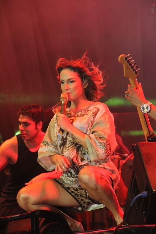 Claudia Leitte em show Guarapari (Foto: Amandio Santos/Flash Glamour/Divulgação)