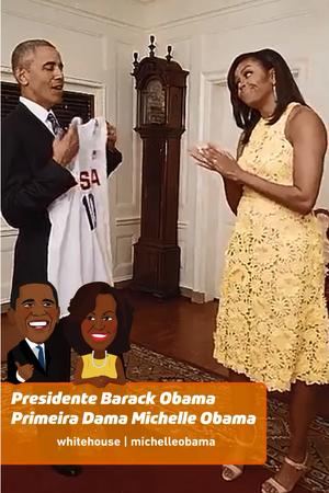 Obama Snap (Foto: Reprodução/Snapchat)