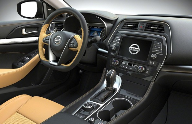 Nissan Maxima 2016 (Foto: Divulgação)