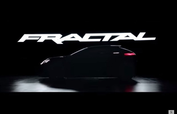 Peugeot Fractal (Foto: Divulgação)