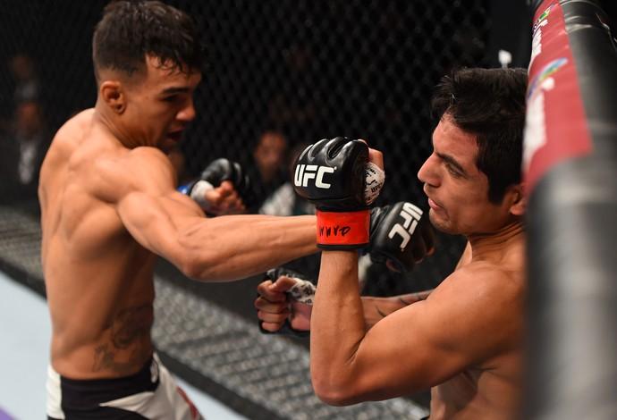 Andre Fili Gabriel Benítez UFC Monterrey (Foto: Getty Images)