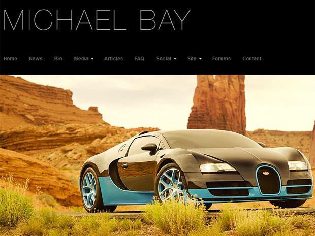 G1 Diretor Michael Bay Mostra Carros Que V 227 O Estar Em