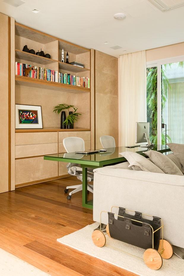 Projeto Suite Arquitetos (Foto: Ricardo Bassetti)