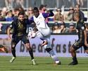 Com gol de Júlio Baptista, Orlando City encerra jejum de vitórias na MLS
